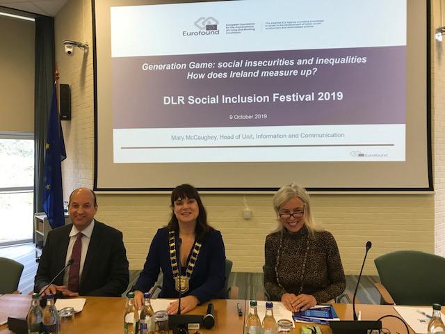 Opening Eurofound Social Inclusion Seminar
