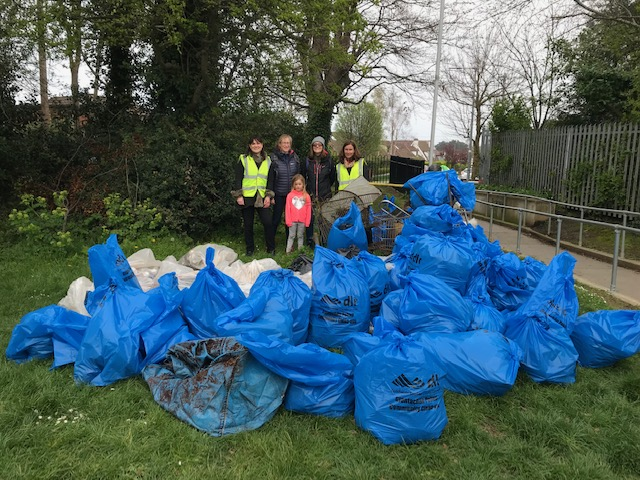 Tackling Litter