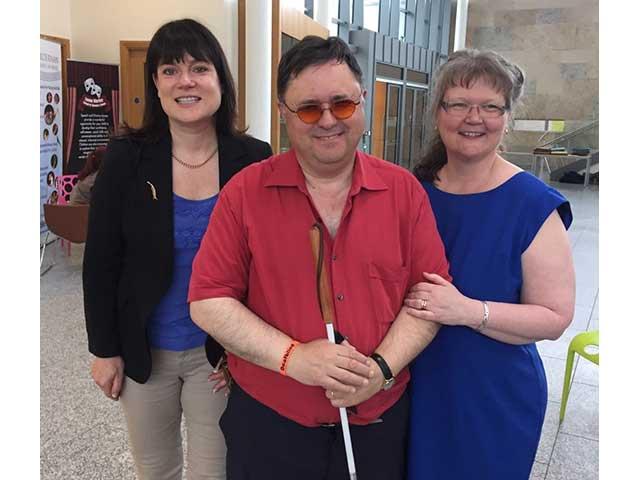 Recognition of Deaf Blindness